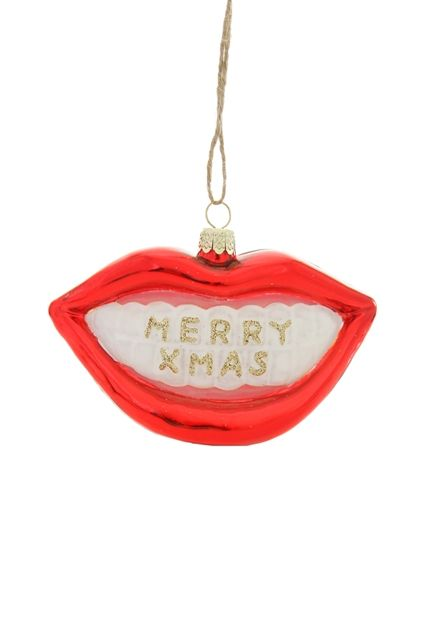 Grills Merry Xmas Ornament