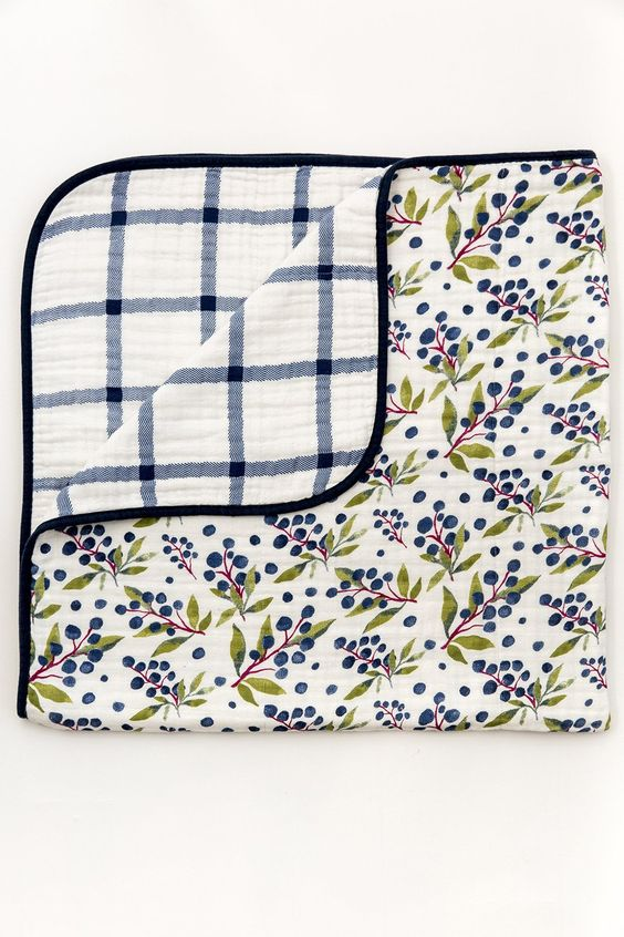 Huckleberry Reversible Quilt