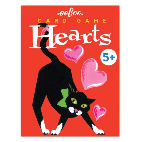Hearts Playing Cards