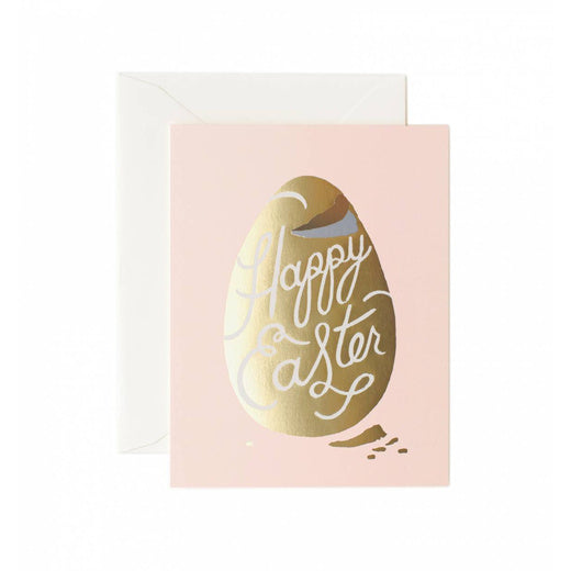 Candy Golden Egg Greeting Card