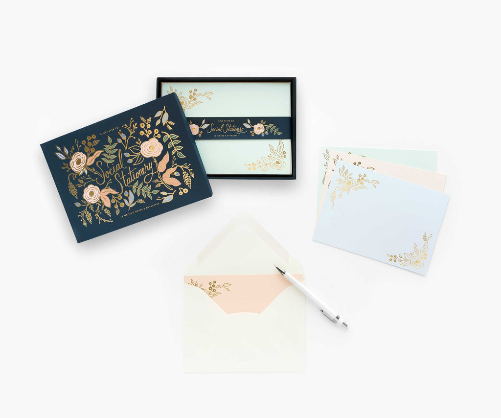 Colette Socal Stationary