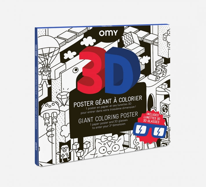 Giant Coloring Poster - CD Video Game