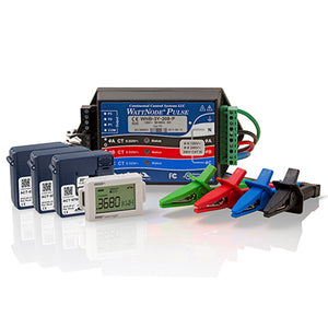 kWh Monitoring Kit – UX90 with WattNode Sensors – KIT-UX90-KWH