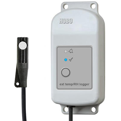 HOBO External Temperature/RH Sensor Data Logger – MX2302A
