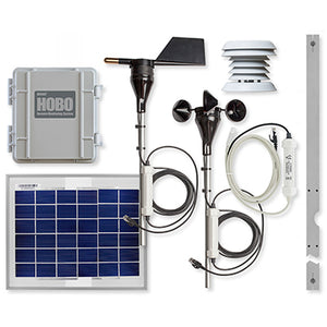 HOBO RX3000 Remote Weather Station Starter Kit – RX3004-SYS-KIT-813