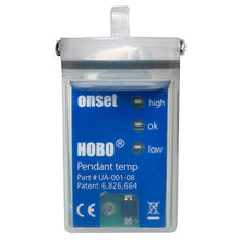 Load image into Gallery viewer, HOBO 64K Pendant®Temperature/Alarm (Waterproof) Data Logger – UA-001-08