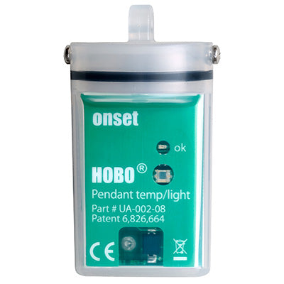 HOBO Pendant®Temperature/Light 8K Data Logger – UA-002-08