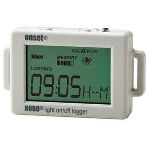 HOBO Extended Memory Light On/Off Data Logger – UX90-002M