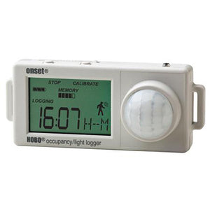 HOBO Extended Memory Occupancy/Light (12m Range) Data Logger – UX90-006M