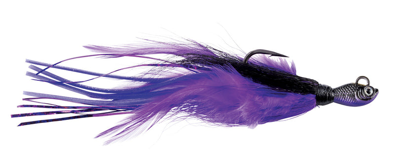 POWER BUCKTAIL CUSTOM BLACK/PURPLE