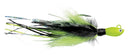 POWER BUCKTAIL CUSTOM CRAZY CHARTREUSE/BLACK
