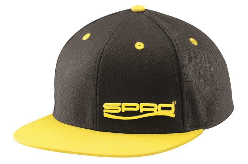 SPRO Yellow Flat-Bill Hat
