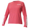 SPRO WOMEN'S PERFORMANCE SHIRT LONG SLEEVE PINK