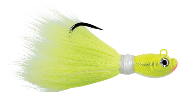 Power Bucktail HD CRAZY CHARTREUSE