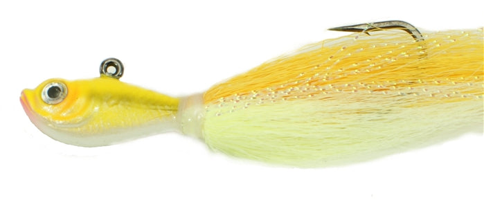 BUCKTAIL JIG YELLOW