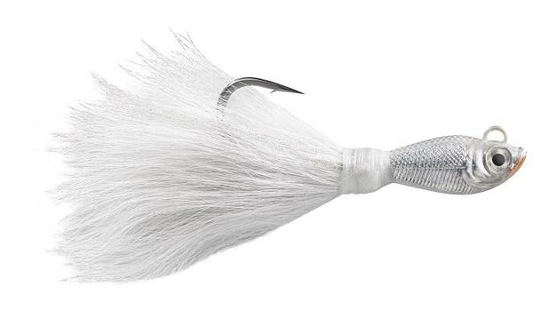 POWER BUCKTAIL JIG WHITE