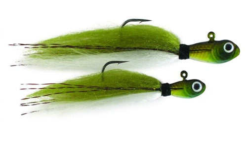 PHAT FLIES BABY BASS (2PC/PK)
