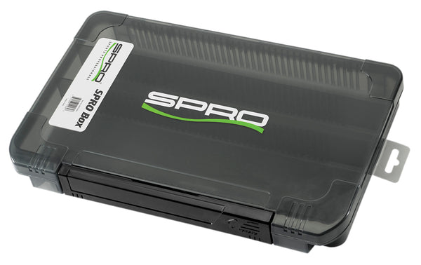 SPRO BOX 3700M BOX BLACK/GREEN