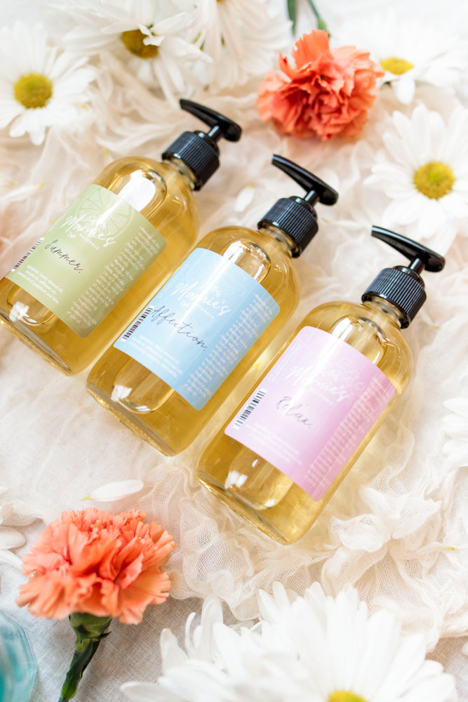 Natural Essential Oil Perfumes and Body Oils