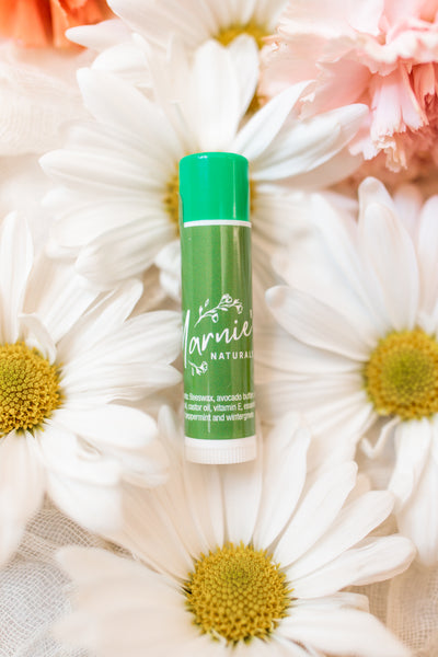 Natural Peppermint Lip Balm