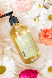 Summer. Body Oil