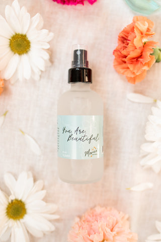 All Natural Facial Toner For Balanced Skin
