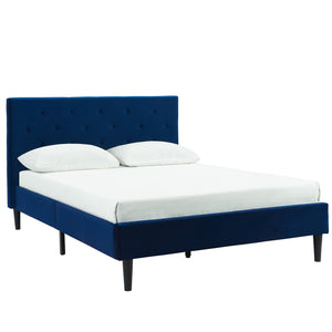 Sudan Bed (Blue)