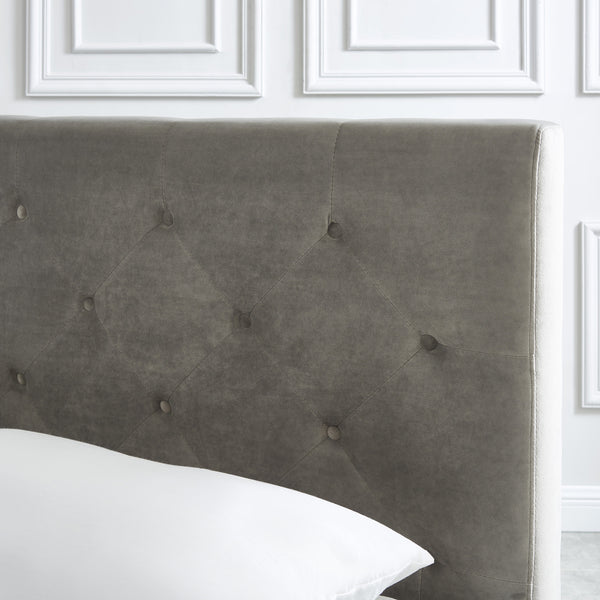 Sudan Bed (Grey)