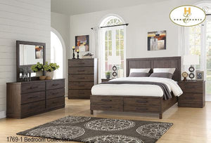 1769 Bedroom Set