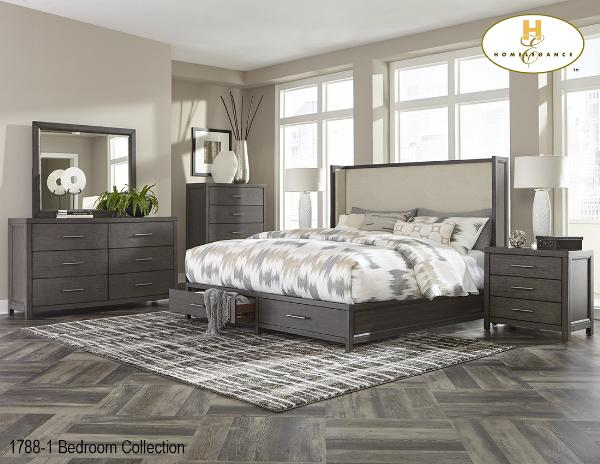 1788 Bedroom Set