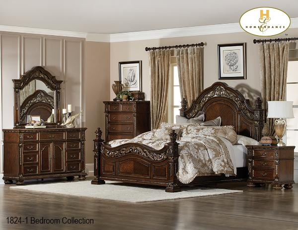 1824 Bedroom Set