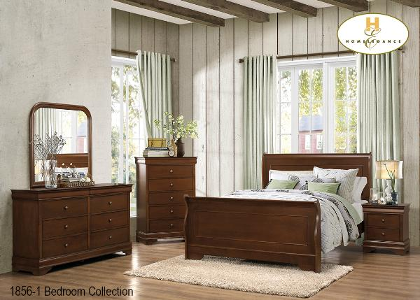 1856 Bedroom Set