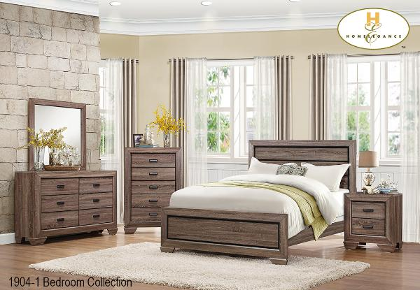 1904 Bedroom Set