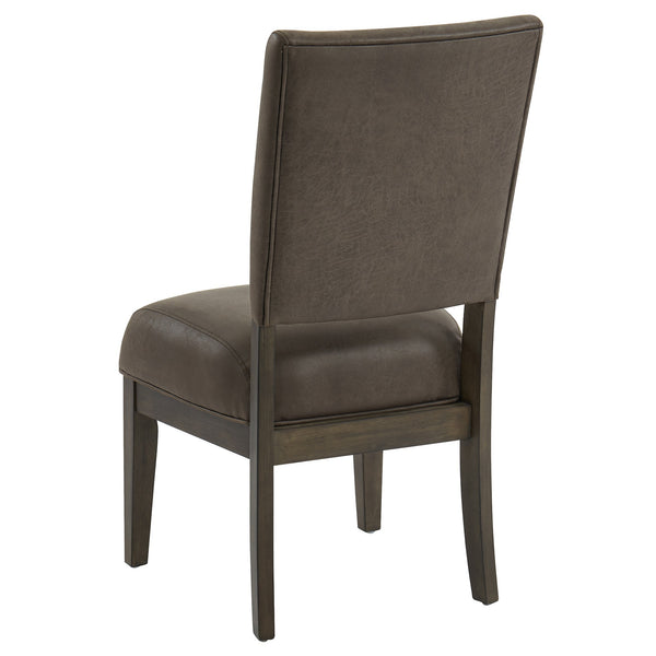 Forrest Side Chair in Grey