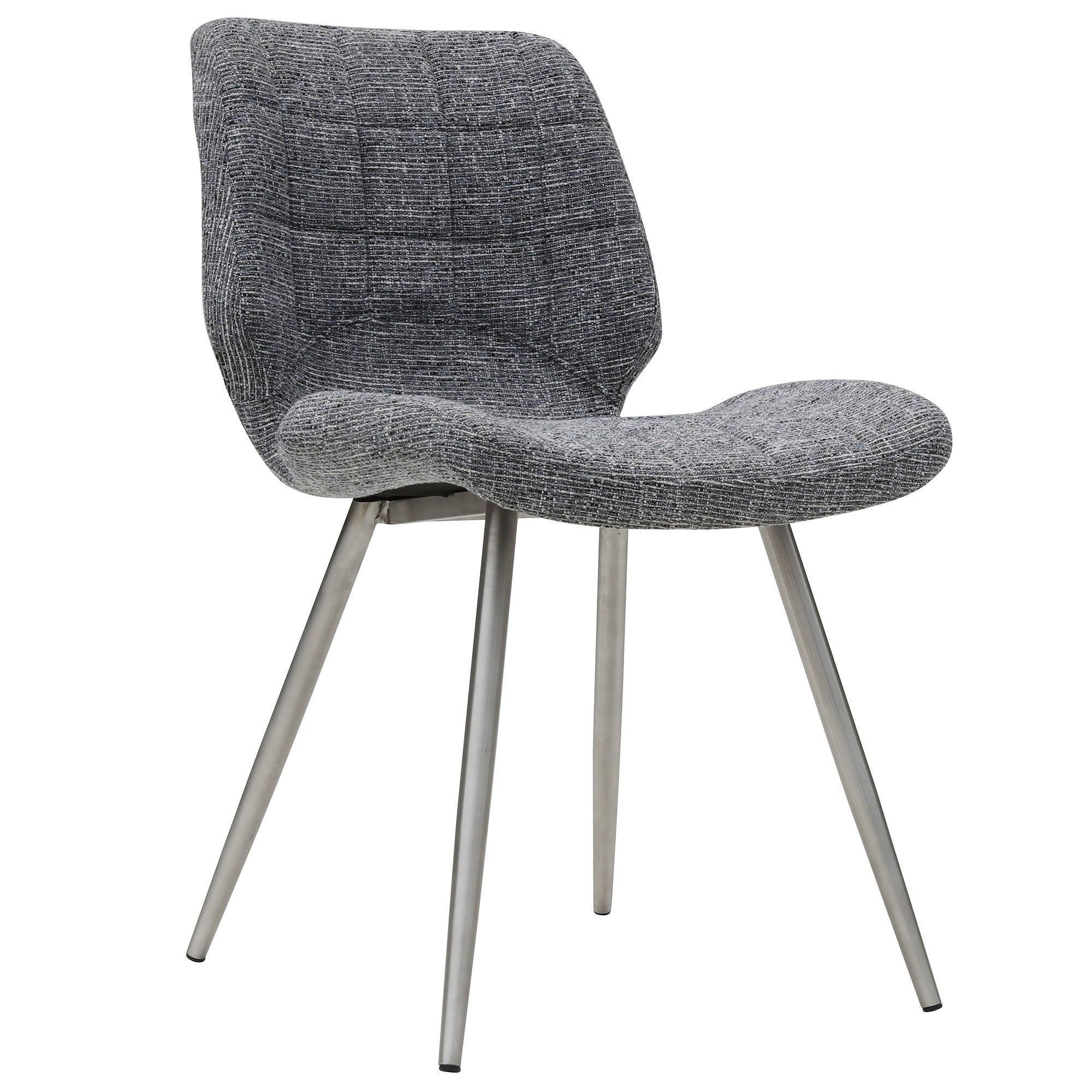 Cooper Side Chair in Grey Blend