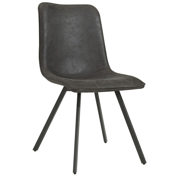 Heel Dining Chair (Vintage Grey)