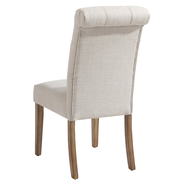Gordon Dining Chair (Beige)