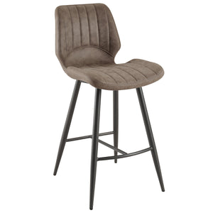 "Aspira 26"" Counter Stool in Brown"