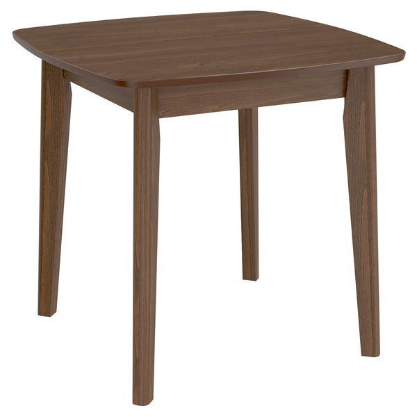 Son / Aido 3 Pc Dining Set (Walnut / Grey)
