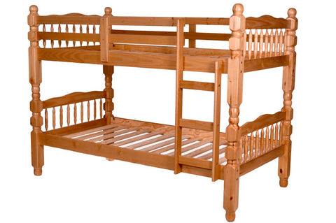 T2600_2601 bed (honey)