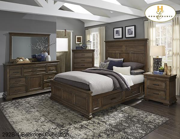 292 Bedroom Set