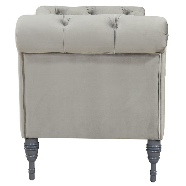 Martina Settee in Grey