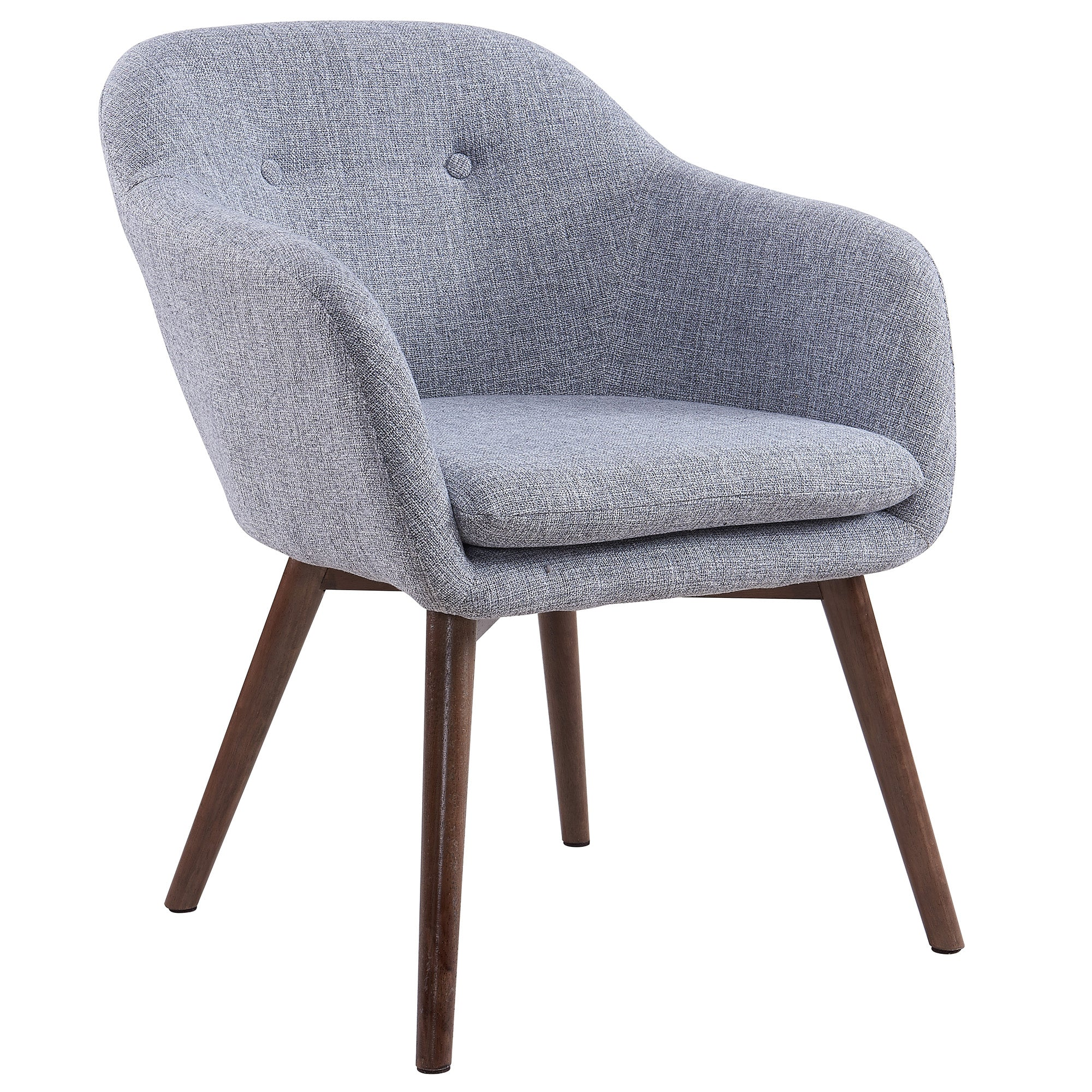 Ostracod Accent Chair (Grey blend)