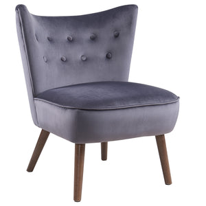 Unicorn Accent Chair (Grey)