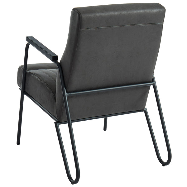 Angel Accent Chair (Grey)