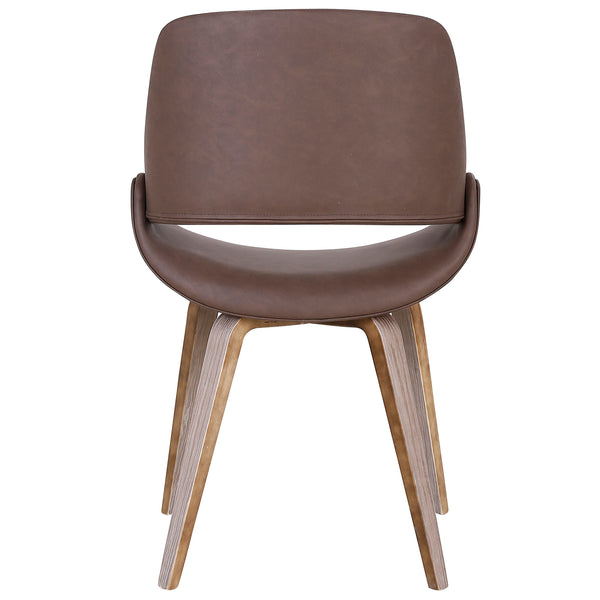 Conch Accent Chair (Brown)
