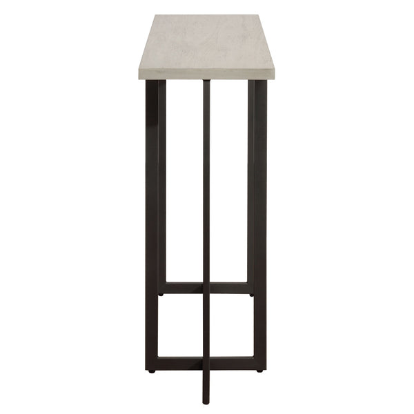 Faro Console Table in Grey