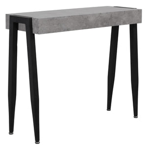 Lisson Console Table in Cement