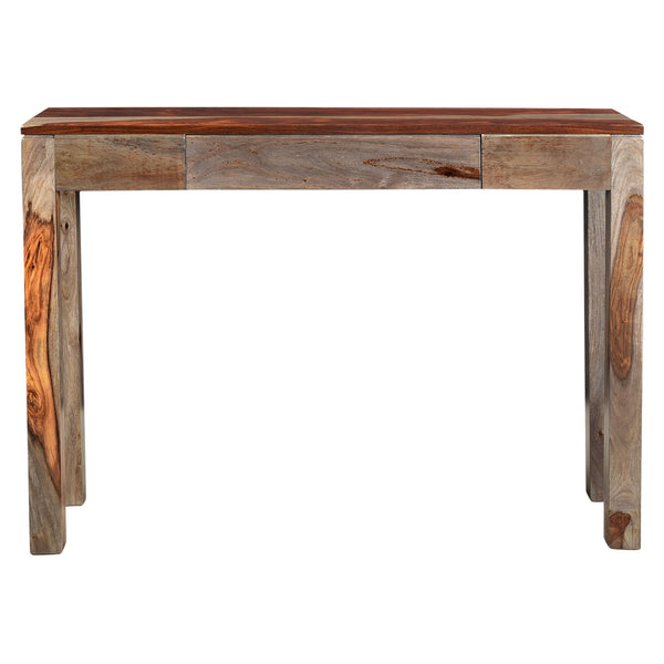 Idris Console Table in Grey