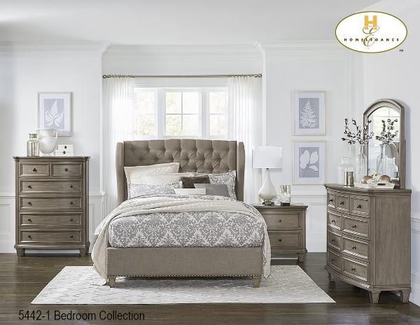 5442 Bedroom Set
